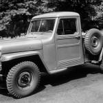 Jeep 4WD 1-Ton Pickup Truck, 1954 r.