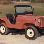 Jeep CJ-5, 1955 2 r.