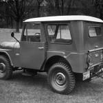 Jeep CJ-5, 1955 r.