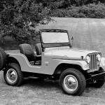 Jeep CJ-5, 1966 r.