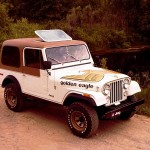 Jeep CJ-7 Golden Eagle, 1979 r.