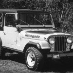Jeep CJ-7 Renegade, 1977 r.