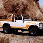 Jeep CJ-8 Scrambler, 1982 r.