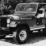 Jeep CJ5 Renegade, 1980 r.