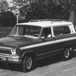 Jeep Cherokee, 1974 r.