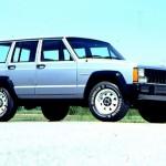 Jeep Cherokee, 1984 r.