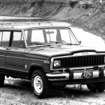 Jeep Cherokee Chief, 1981 r.