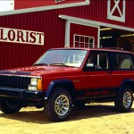 Jeep Cherokee Chief, 1984 r.