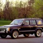 Jeep Cherokee Laredo, 1985 r.
