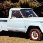Jeep Gladiator J-200 Thriftside, 1963 r.
