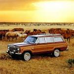 Jeep Grand Wagoneer, 1984 r.
