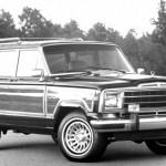 Jeep Grand Wagoneer, 1986 r.