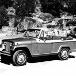 Jeep Jeepster Commando Convertible, 1967 r.