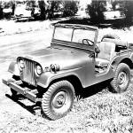Jeep M-38 A1, 1955 r.