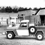 Jeep Pickup, 1960 r.