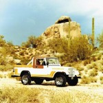 Jeep Scrambler (CJ-8), 1982 r.