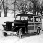 Jeep Station Wagon M0Y, 1949 r.