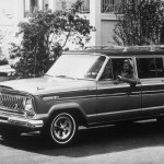 Jeep Super Wagoneer, 1966 r.