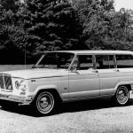 Jeep Wagoneer, 1963 r.