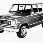 Jeep Wagoneer, 1974 r.