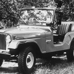 Jeep Willys, 1955 r.