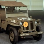 Jeep Willys MB, 1943 r.