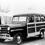 Jeep Willys Station Wagon, 1950 r.