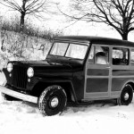 Jeep Willys Wagon, 1947 r.