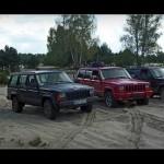 Jeep Cherokee XJ - różne modele