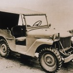 Willys Quad Original Pilot, 1940 r.